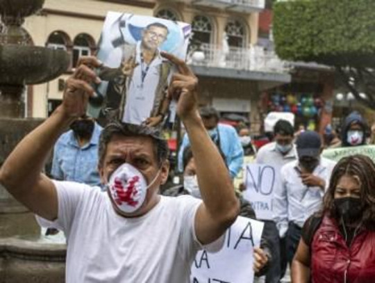 México: asesinan al periodista Jacinto Romero Flores en Veracruz