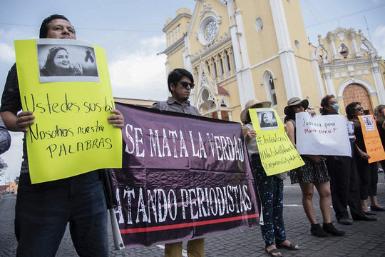 México: Hallan asesinado a periodista en Sonora