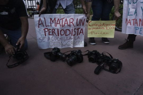 México: asesinan a un periodista en Coahuila y es el tercero que se contabiliza este mes