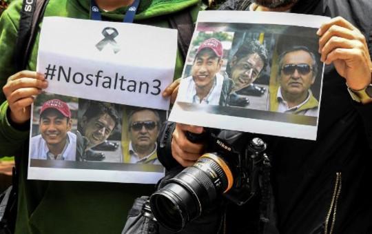 Frontera colombo-ecuatoriana: nueva sentencia por el secuestro y asesinato de Javier Ortega Reyes, Paúl Rivas Bravo y Efraín Segarra Abril