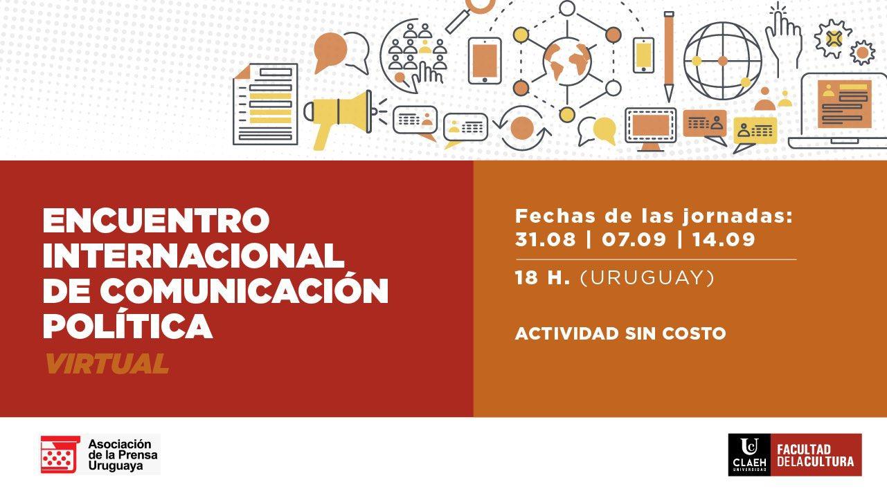 Uruguay: Encuentro Internacional de Comunicación Política