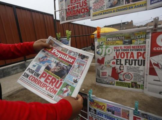 Perú: fuerte campaña de acoso y persecución contra corresponsales de medios extranjeros