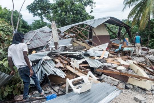 Haití: tras el terremoto, es urgente la solidaridad con periodistas que han perdido sus hogares