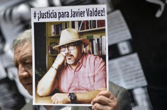 México: condenan a 32 años de prisión a uno de los asesinos de Javier Valdez
